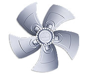 Осевой вентилятор FL035-VDA.2C.V5L