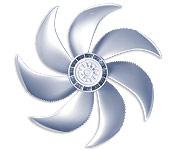 Осевой вентилятор FN050-4EA.4I.A7P1