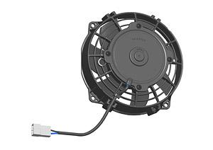 Осевой вентилятор Spal 167 мм автомобильный