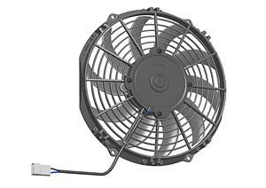Осевой вентилятор Spal 255 мм автомобильный