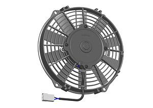 Осевой вентилятор Spal 190 мм автомобильный