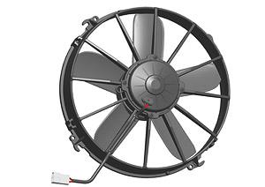 Осевой вентилятор Spal 305 мм автомобильный