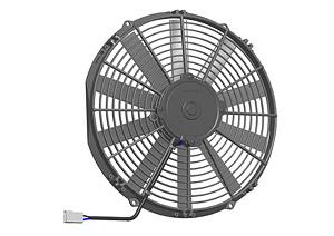 Осевой вентилятор Spal 330 мм автомобильный