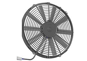 Осевой вентилятор Spal 350 мм автомобильный