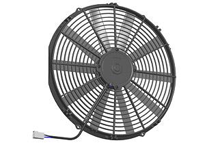 Осевой вентилятор Spal 385 мм автомобильный
