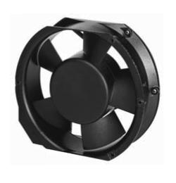 AC вентиляторы 171x51