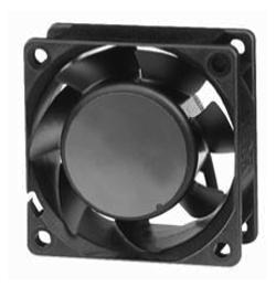 AC вентиляторы 60x60x25