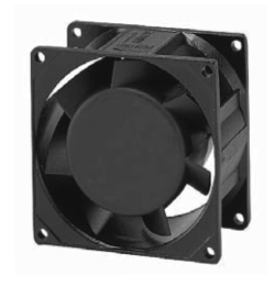 AC вентиляторы 80x80x38