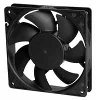 DC вентиляторы 120х120x25