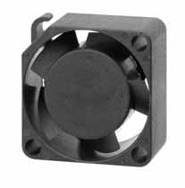 DC вентиляторы 20x20x8