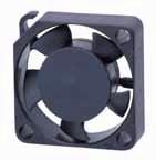 DC вентиляторы 25х25x6