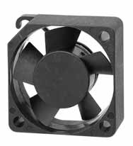 DC вентиляторы 30x30x10