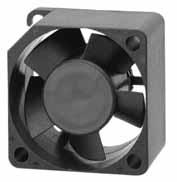 DC вентиляторы 30x30x15
