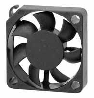 DC вентиляторы 30х30x6