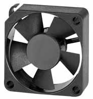 DC вентиляторы 35x35x10