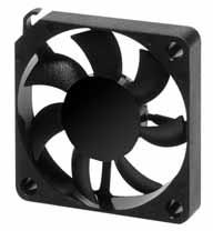 DC вентиляторы 35х35x6