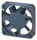 DC вентиляторы 40x40x10
