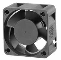 DC вентиляторы 40х40x20