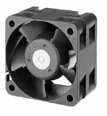 DC вентиляторы 40x40x24