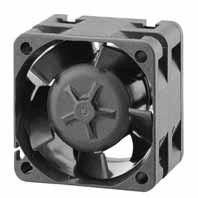 DC вентиляторы 40x40x28
