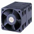 DC вентиляторы 40x40x56