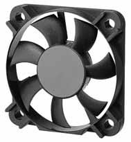 DC вентиляторы 40х40x6