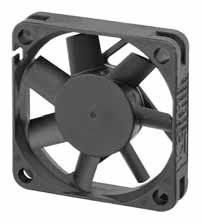 DC вентиляторы 45х45x10