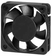 DC вентиляторы 50x50x15