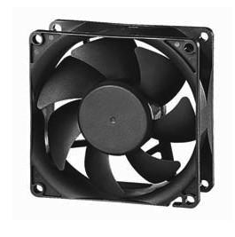 DC вентиляторы 80x80x32
