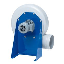 Вентиляторы для агрессивных сред Systemair