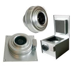 Вентиляторы для круглых каналов Systemair