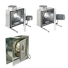 Центробежные вентиляторы Systemair